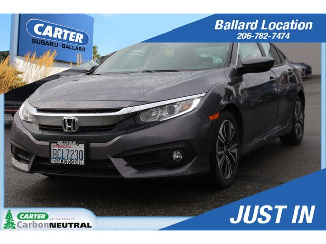 2016 Honda Civic EX-T Seattle WA