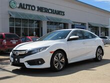 2016_Honda_Civic_EX-T Sedan CVT SUNROOF, CLOTH SEATS, BACKUP CAMERA, BLUETOOTH PHONE CONNECTIVITY, USB INPUT, AM/FM_ Plano TX