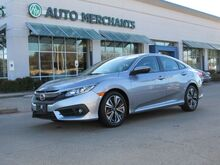 2016_Honda_Civic_EX-T Sedan CVT SUNROOF, CLOTH SEATS, BACKUP CAMERA, BLUETOOTH PHONE CONNECTIVITY, USB INPUT_ Plano TX