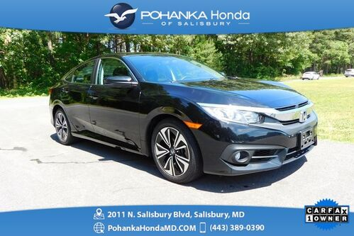 2016_Honda_Civic_EX-T Turbo **Honda Certified 7 Year / 100,000  **_ Salisbury MD
