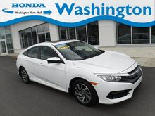 2016_Honda_Civic_EX_ Washington PA