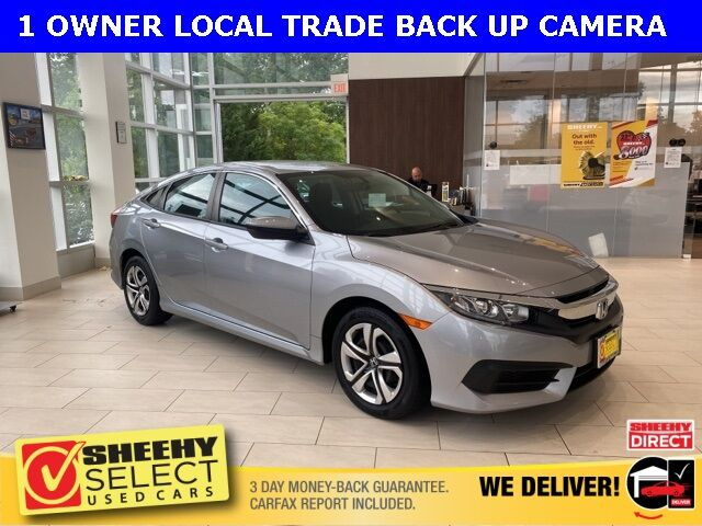 2016 Honda Civic LX Chantilly VA