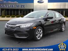 2016_Honda_Civic_LX_ Chattanooga TN
