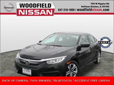 2016_Honda_Civic_LX_ Hoffman Estates IL