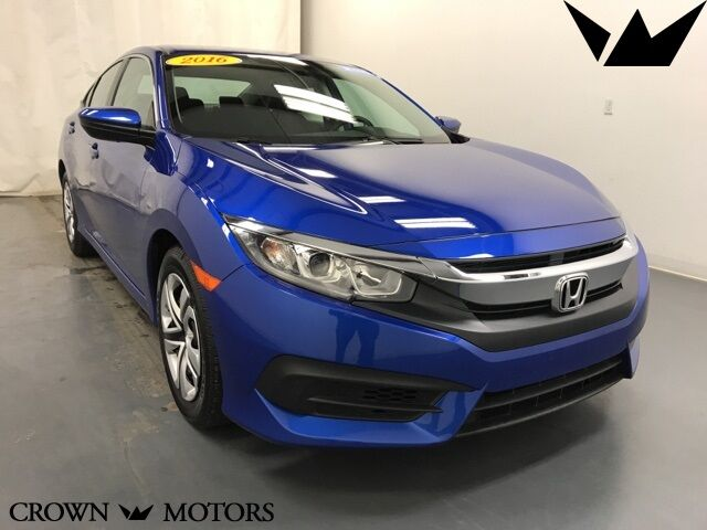2016 Honda Civic LX Holland MI