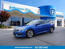 2016_Honda_Civic_LX_ Johnson City TN