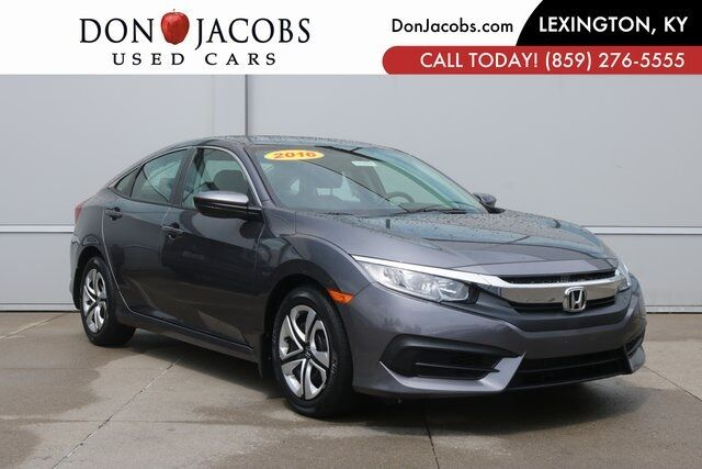 2016 Honda Civic LX Lexington KY