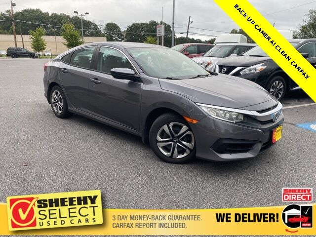 2016 Honda Civic LX Glen Burnie MD