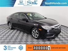 2016_Honda_Civic_LX_ Miami FL