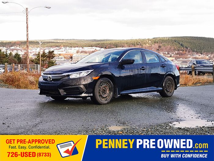 2016 Honda Civic LX Mount Pearl NL