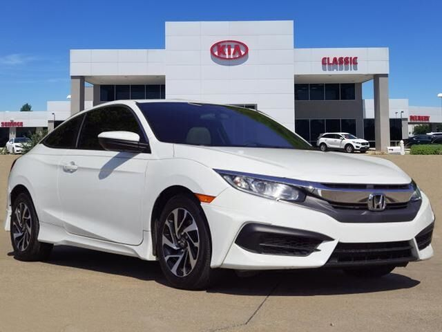 2016 Honda Civic LX-P Carrollton TX