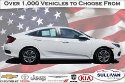 2016_Honda_Civic_LX_ Roseville CA