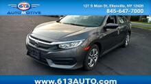 2016_Honda_Civic_LX Sedan CVT_ Ulster County NY