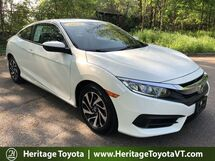 2016 Honda Civic LX South Burlington VT