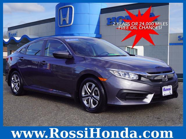 2016 Honda Civic LX Vineland NJ