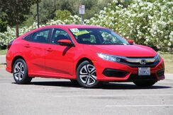 2016_Honda_Civic_LX_ California