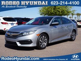 2016_Honda_Civic Sedan_4d EX_ Phoenix AZ