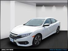 2016_Honda_Civic Sedan_4dr CVT EX-L w/Navi_ Bay Ridge NY