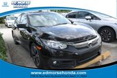 2016 Honda Civic Sedan 4dr CVT EX-T