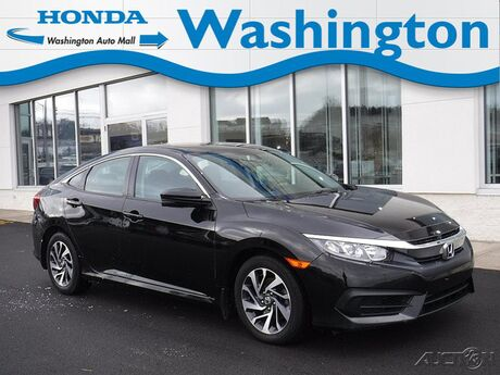 2016 Honda Civic Sedan 4dr CVT EX Washington PA