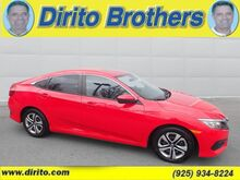 2016_Honda_Civic Sedan 4dr CVT LX 50036A_LX_ Walnut Creek CA