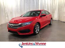 2016_Honda_Civic Sedan_4dr CVT LX_ Clarksville TN