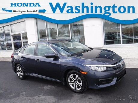 2016 Honda Civic Sedan 4dr CVT LX Washington PA