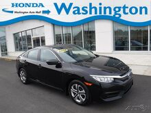 2016_Honda_Civic Sedan_4dr CVT LX_ Washington PA