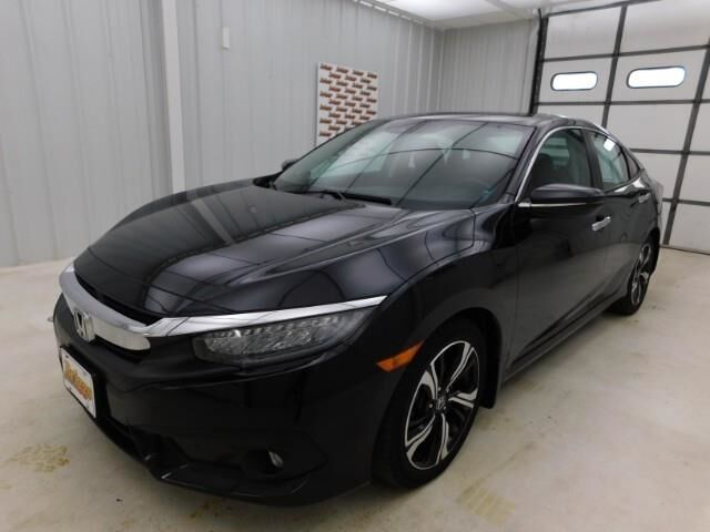 2016 Honda Civic Sedan 4dr CVT Touring Manhattan KS