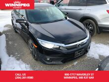 2016_Honda_Civic Sedan_4dr CVT Touring_ Winnipeg MB
