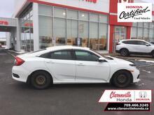 2016_Honda_Civic Sedan_EX   - Certified, Remote, Sunroof - $133 B/W_ Clarenville NL