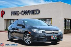 2016_Honda_Civic Sedan_EX_ Wichita Falls TX