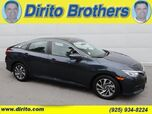 2016 Honda Civic Sedan EX 48756A