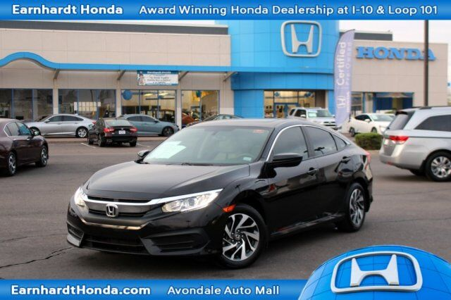 2016 Honda Civic Sedan EX Avondale AZ