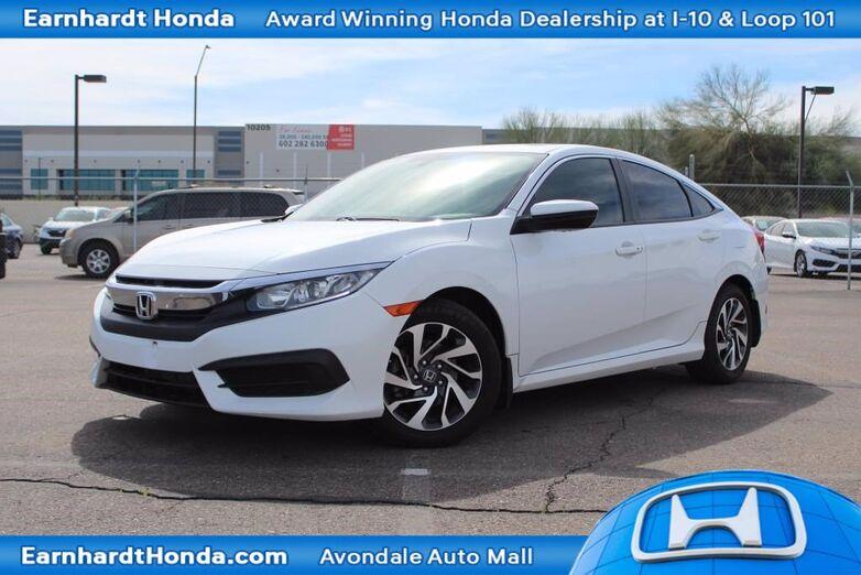 2016 Honda Civic Sedan EX Avondale AZ