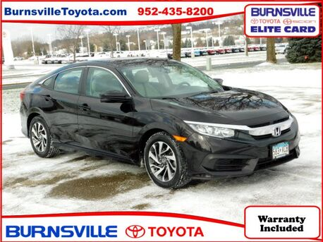 2016_Honda_Civic Sedan_EX_ Burnsville MN