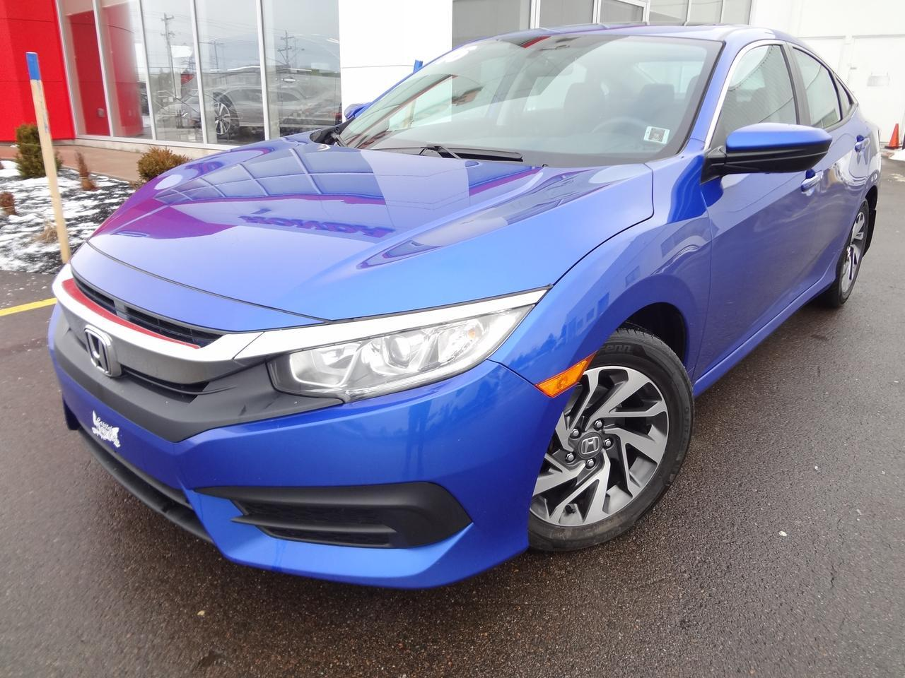 2016 Honda Civic Sedan EX Charlottetown PE