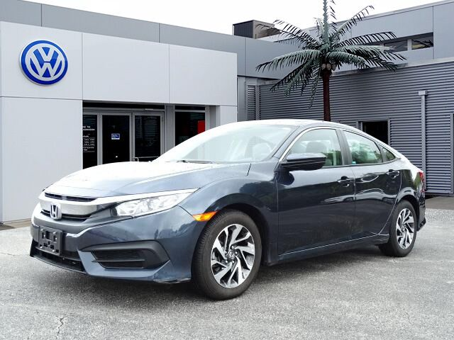 2016 Honda Civic Sedan EX Providence RI
