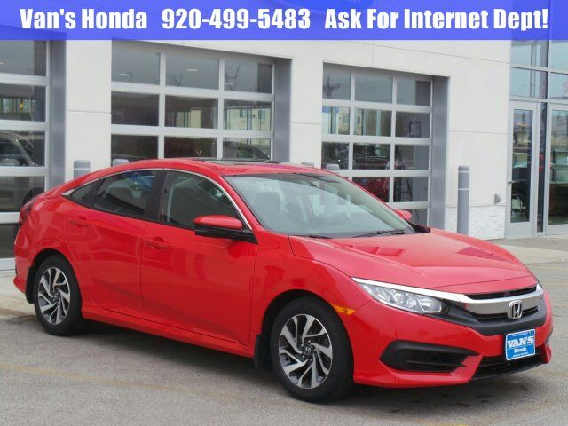 2016 Honda Civic Sedan EX Green Bay WI