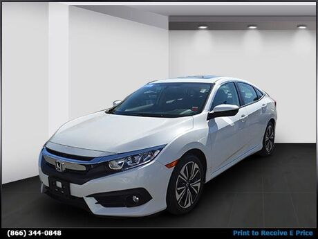 2016 Honda Civic Sedan EX-L Brooklyn NY