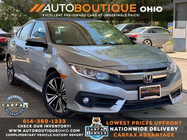 2016 Honda Civic Sedan EX-L Columbus OH