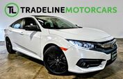 2016 Honda Civic Sedan EX-L LEATHER, SUNROOF, REAR VIEW CAMERA AND MUCH MORE!!!