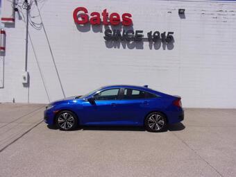 2016_Honda_Civic Sedan_EX-L_ Richmond KY