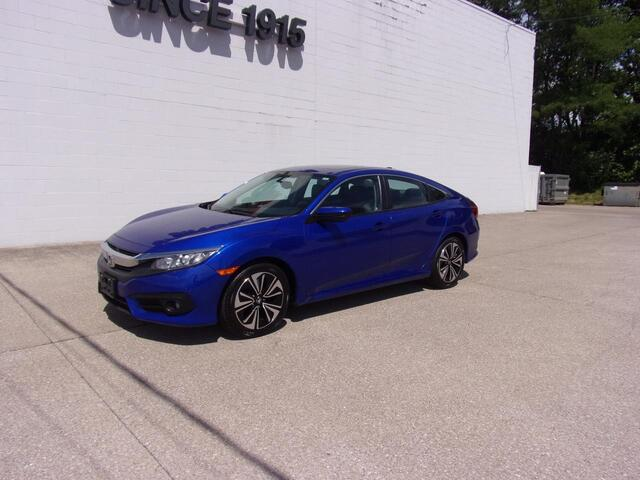 2016 Honda Civic Sedan EX-L Richmond KY