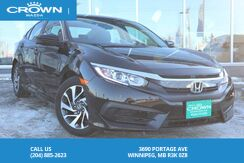 2016_Honda_Civic Sedan_EX *LOCAL VEHICLE *HONDA LANE WATCH_ Winnipeg MB