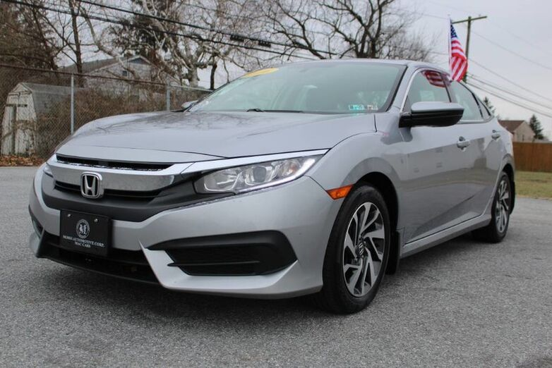 2016 Honda Civic Sedan EX New Castle DE