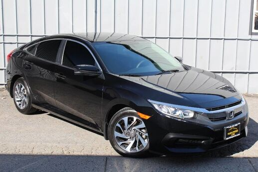 2016 Honda Civic Sedan EX San Rafael CA