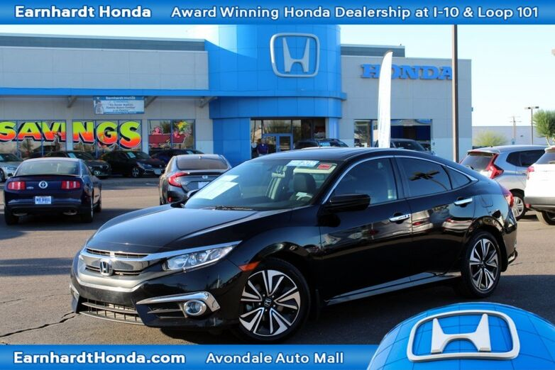 2016 Honda Civic Sedan EX-T Avondale AZ