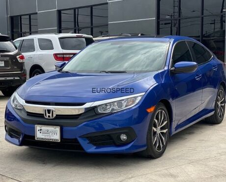 2016 Honda Civic Sedan EX-T San Antonio TX
