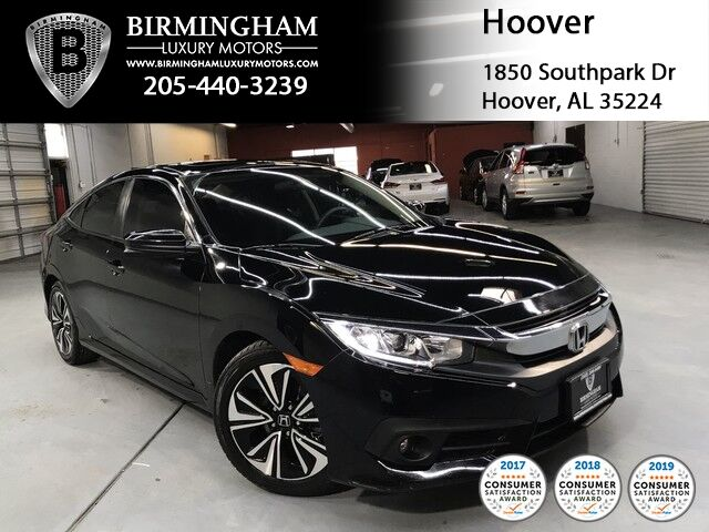 2016 Honda Civic Sedan EX-T Sedan CVT Hoover AL